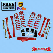 Suspension Lift Kits Skyjacker For Jeep Wrangler Unlimited X 2007-2010 4wd