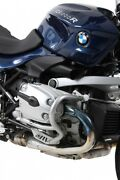 Bmw R 1200 R Year 06 To 10 Motorcycle Engine Guard Hepco Becker Silver New
