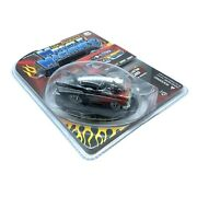 Muscle Machines 1957 57 Chevrolet Chevy Sport Coupe Bel Air Car Black 1/64 Scale