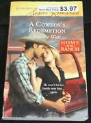 A Cowboyand039s Redemption By Jeannie Watt 2009 Paperback Home On The Ranch Series