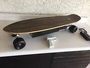 Exkate Altered 600w Street Electric Skateboard Wireless Controlled Hard To Find