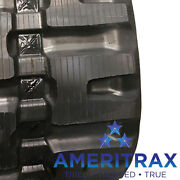 400x86x50 Rubber Track With C Pattern Track Tread, Free Freight To Lower 48 Usa