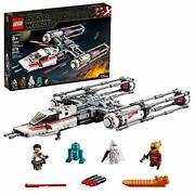 Lego Star Wars Resistance Y-wing Starfighter New
