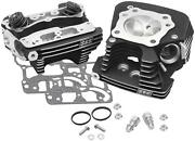 Sands Cycle 90-1293 Super Stock 79cc Cylinder Head Kit - .640in. Lift Springs - W