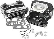 Sands Cycle 90-1106 Super Stock 89cc Cylinder Head Kit - .640in. Lift Springs - W