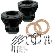 Sands Cycle 91-0911 Shovelhead Cylinder Kit - 74in. Displacement