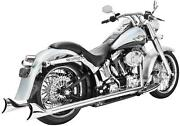 Freedom Performance Hd00203 Sharktail Signature True Dual Exhaust System - 32in