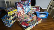 Dragon Ball Super Card Game Lot Huge Collection 2500+ Cards And Binder