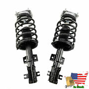 For 2001-09 Volvo S60 2 Front Complete Struts Shocks Assembly W/ Coil Springs