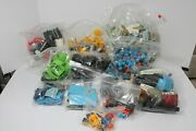 Large Lot Of Vintage Fisher Price Construx Building Toys- 11+ Lbs
