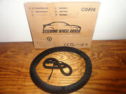 Cofit Heated Steering Wheel Cover 12v Small 14 - 14 1/4 / 35.5cm-36cm Read