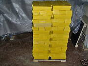25 Pounds Pure Beeswax Bulk Yellow Bees Wax