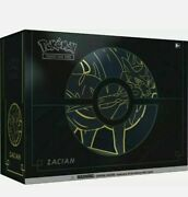 Zacian Sealed Elite Trainer Box Plus Official Swsh Pokemon Cards