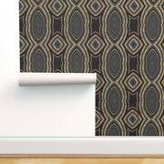Peel-and-stick Removable Wallpaper Russet Sienna Home Decoration Interiordesign