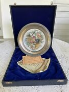 Veneto Flair Fall 1972 Sterling Rimmed In Original Box With Papers