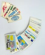 1977 Fleer Cb Radio Dictionary Complete Set Of 60 Trading Cards With Stickers