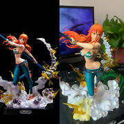 One Piece Nami Statue 1/6 Swimsuit Model Painted Model Palace Studio Limited