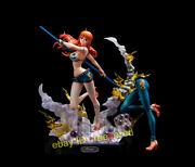 One Piece Nami Statue 1/6 Swimsuit Model Painted Model Palace Studio Vip Limited