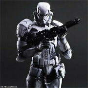 Star Wars Stormtrooper Play Arts Pvc Action Figure 26cm Collectible Model Toy