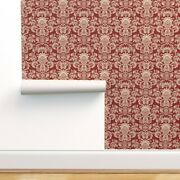 Wallpaper Roll Palm Tree Indian Pattern Pineapple Pine Cone 24in X 27ft
