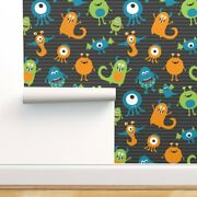 Wallpaper Roll Monster Monsters Inc Scary Funny 24in X 27ft