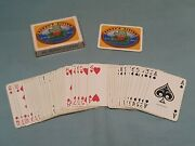 Vintage Banks's Bitter Deck Of Playing Cards Boxed Collectable Gc