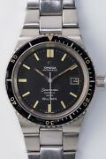 Omega Seamaster Cosmic 2000 166137 Vintage Watch 1974and039s Overhauled
