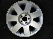 Wheel 16x7 7 Spoke Brushed Satin Finish Fits 02 Lincoln Ls 196384