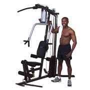 Body-solid G3s Selectorized Home Gym New