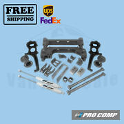 Pro Comp Lift Kit 6 W/front Spacers/rear Pro Runner Shocks 04-08 Ford F-150 4wd