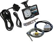 Sct Livewire Ts Tuner And Pyrometer Egt 99-16 Ford Powerstroke Diesel Superduty