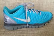 Nike Free Tr Fit Training Running Shoes 469767-400 Womenand039s Size Us 8