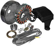 Cycle Electric Ce-84t-07 80 Series 50 Amp 3-phase Alternator Kit