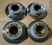 New Take Off Original Ford Super Duty F250 F350 Front And Rear Brake Rotors