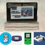 Gba.gb.gbc.nes 1350+ In 1 Gameboy Advance Multicart Collection Gba Cartridge