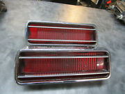 1967 Buick Skylark Gs And Special Tail Light Pair
