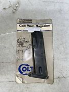 Nos Factory Colt 10rd Magazine Mag Clip For Colt 2000 All American 9mm 920891
