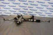 2006-11 Honda Civic Si Coupe K20z3 Oem Steering Rack And Pinion Bad Tierod 9426