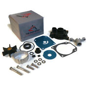 Water Pump Impeller Kit For 1989 Johnson 45 Hp J45rce J45rcle J45wmle Outboard
