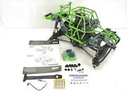 New Losi Lmt 4wd Solid Axle Monster Truck Grave Digger Roller Slider Chassis