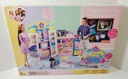 New 2002 Barbie Happy Family Baby Store 27-piece Playset Mattel And Fisher-price