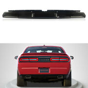 Smoke Led Tail Light Lamp Sequential Indicator For Dodge Challenger 2008-2014