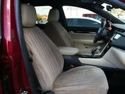 Custom Fit Vel-quilt Front Seat Covers For The 2000-2004 Toyota Avalon