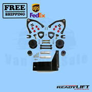 Susp. Lift Kit 4.0 F With 3.0 R Lift Readylift For Che Suburban 1500 2007-2014