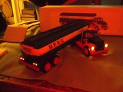 1974 Hess Truck With Working Lights No Missing Parts Reproduction Box With Ins