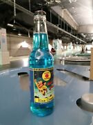 2020 Mighty Mouse Blue Cream Rocket Fizz 12 Oz Glass Bottle Limited Edition Run