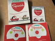 Drive And Learn Spanish Howard Beckerman 2 Cds And Listenerandrsquos Guide New
