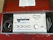 Biddle Transformer Turn Ratio Test Set Ttr 550027 With Inst Manual And Leads