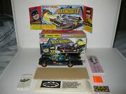 Corgi 267 Batmobile 1967 Tow Hook All Orig Fully Working Set Excel Condition