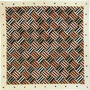 American Colonial ///  Rotary Cutter And Strip Vintage Quilt Pattern